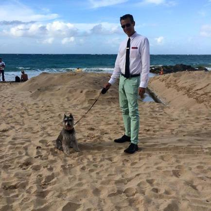 How to stand out on the beaches of San Juan, PR