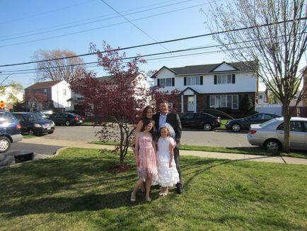 Daughters Communion 2012