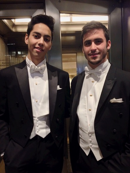 The ultimate in bow tie, white tie dressing. Debutante ball at the Waldorf Astoria, NYC