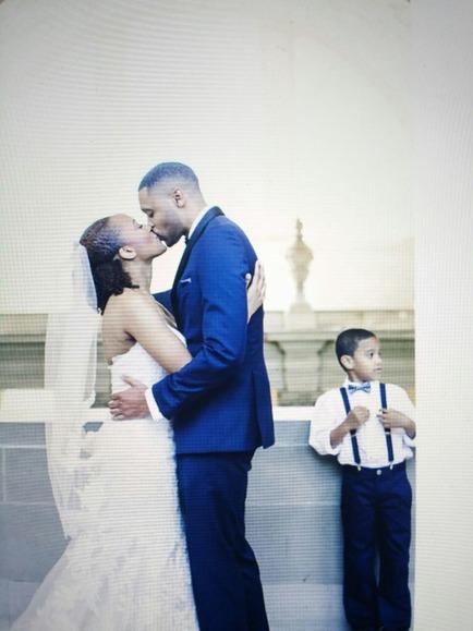 AUNTIE CANDYCE'S WEDDING :DISVELIEF