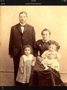 My great grandparents and grandmother on countessmara.com